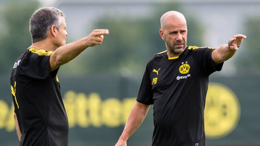 Peter Bosz - Borussia Dortmund