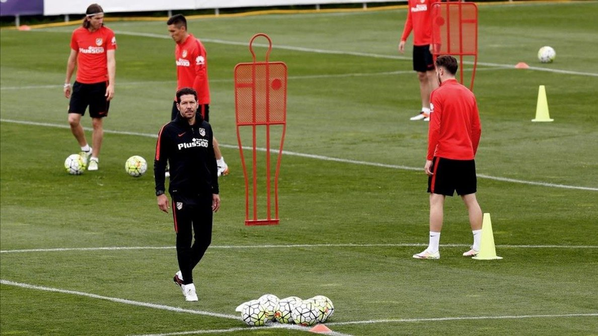 Simeone - Atleti.