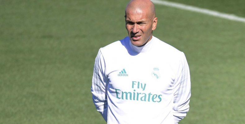 Zidane - Real Madrid
