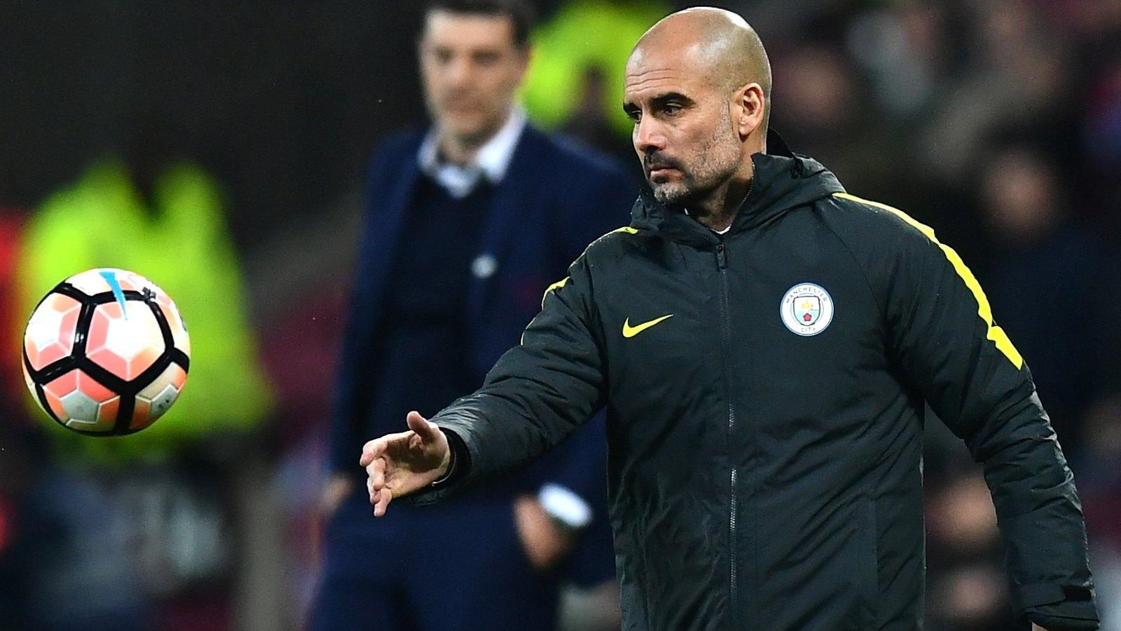 Guardiola - Man City