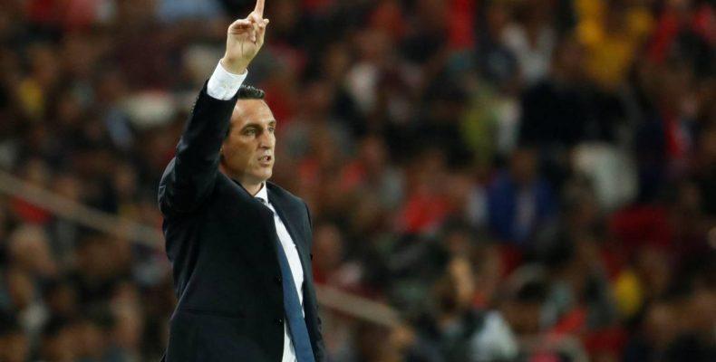 Emery - PSG