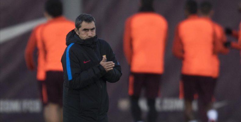 Valverde - Barça