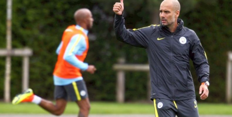Guardiola - Manchester City