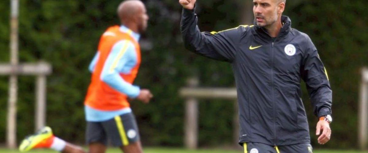Guardiola - Manchester City