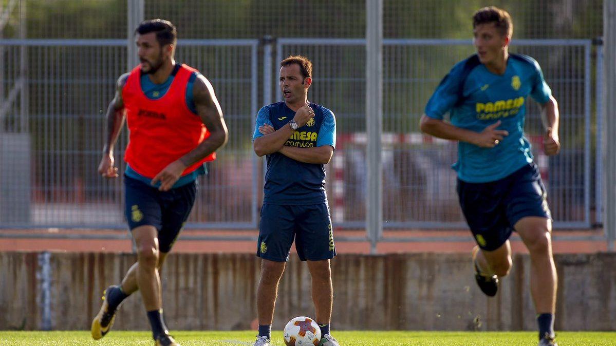 Javi Calleja - Villarreal CF