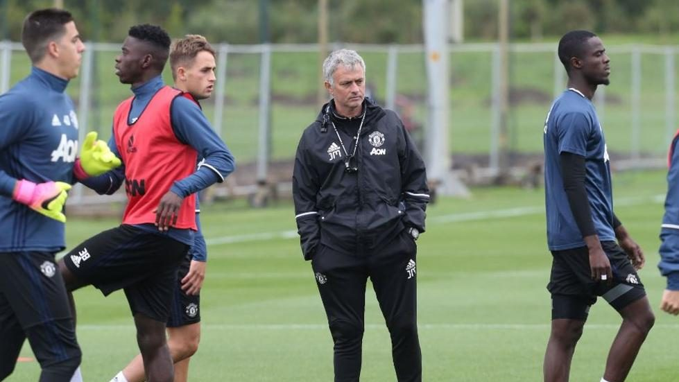 Mourinho - Man United