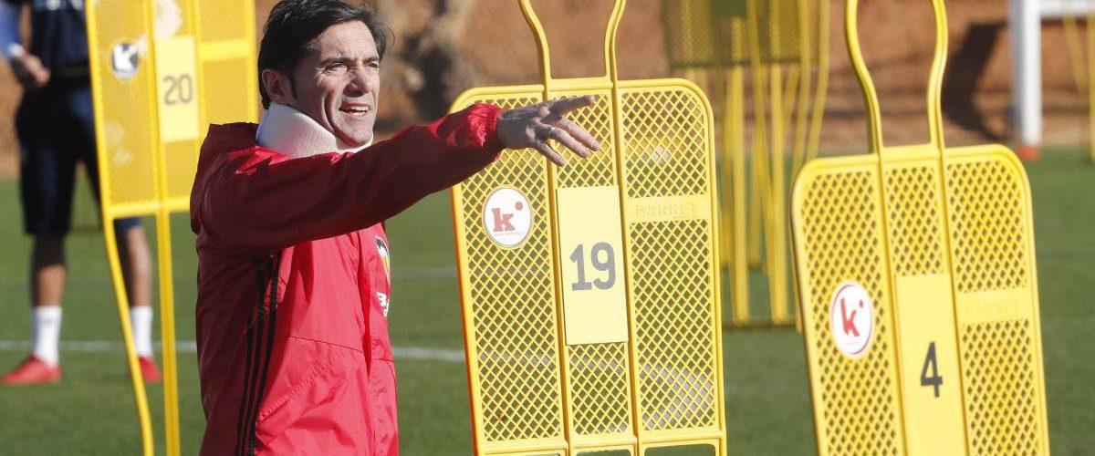 Marcelino - Valencia CF.