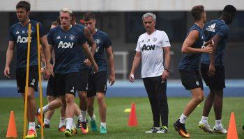 Mourinho - United