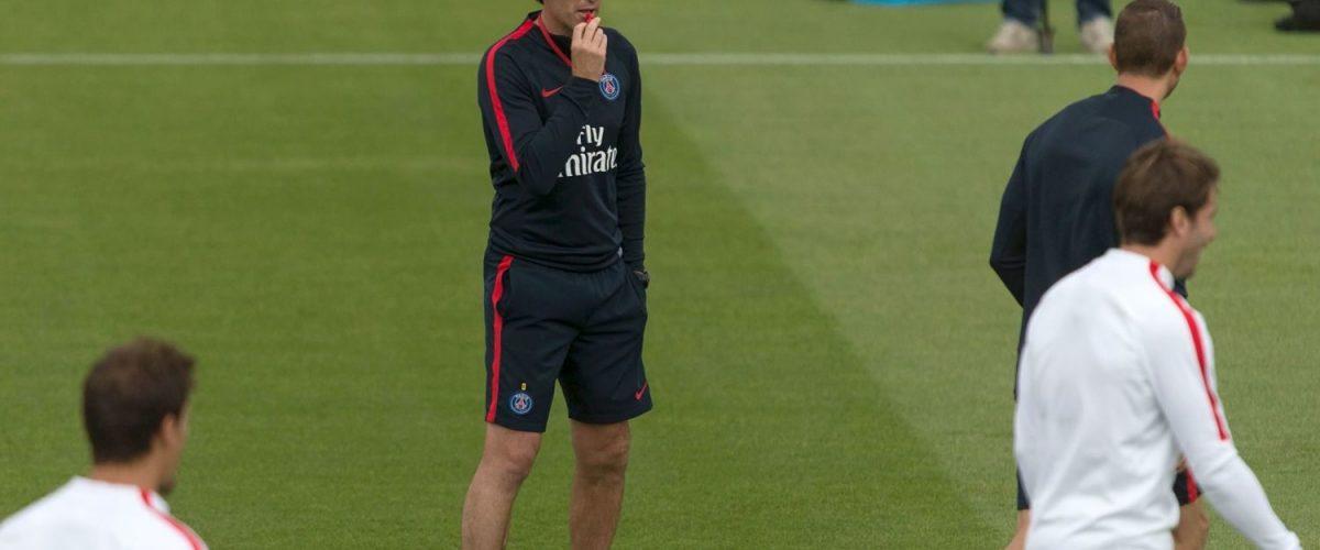 PSG - Emery