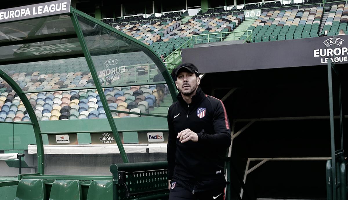 Simeone - Atleti