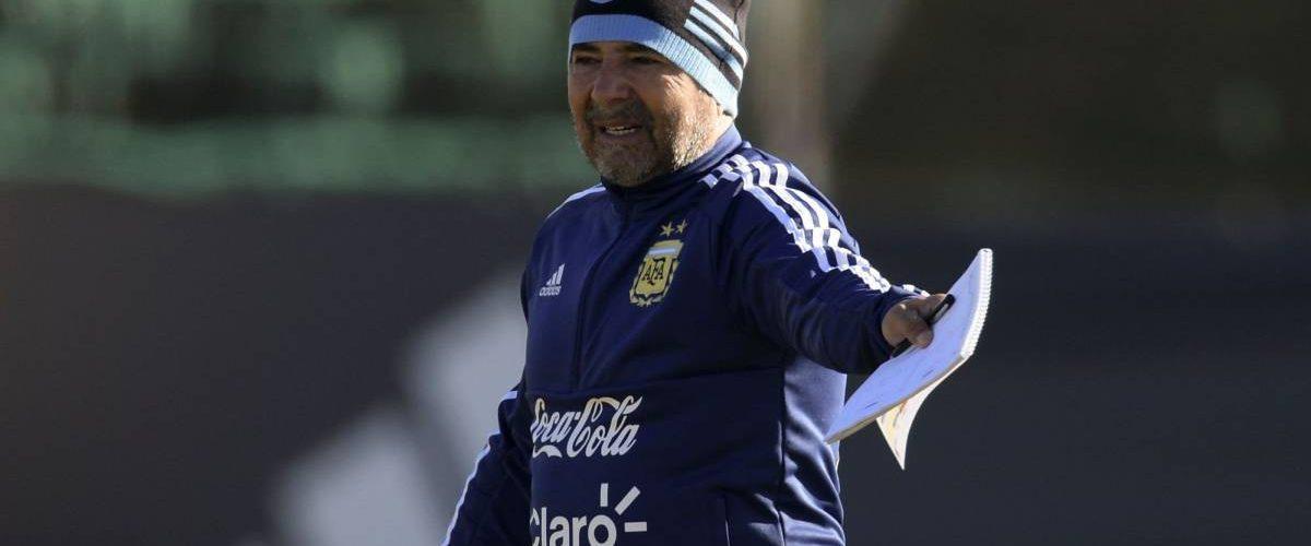 Sampaoli - Argentina