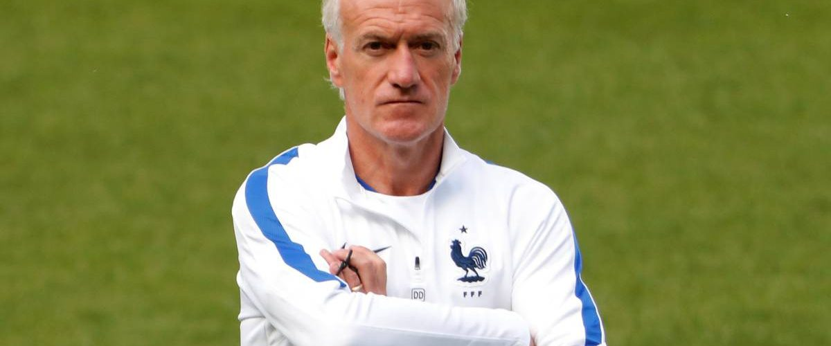 Deschamps - Francia